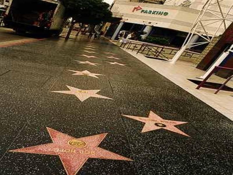 שדרת הכוכבים בהוליווד. צילום: סיגלית בר