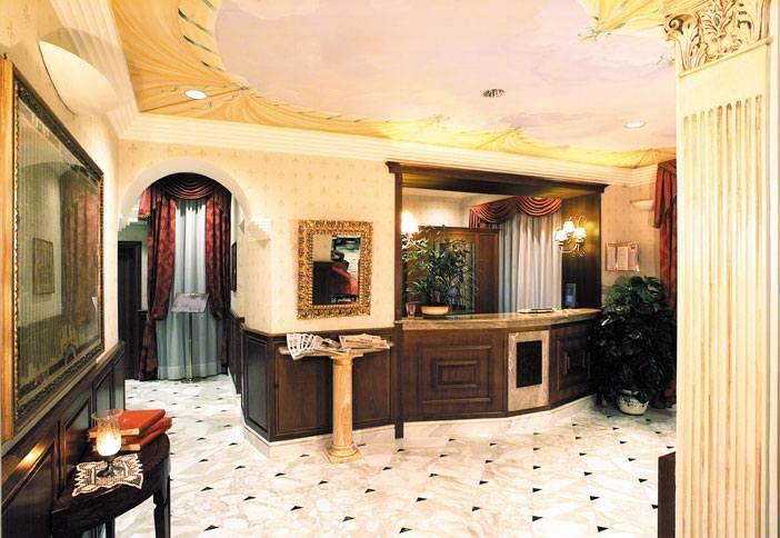 מלון בוקאסיו בפירנצה