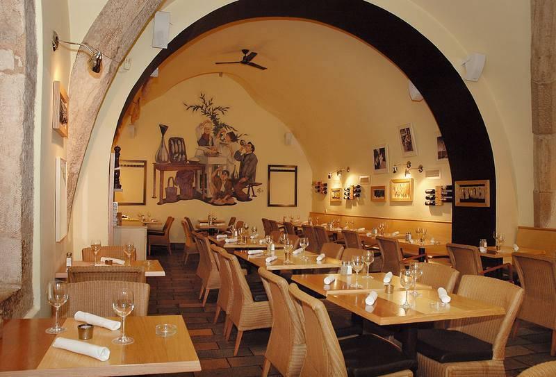 שיר הלל למטבח האיטלקי. מסעדת Pasta fresca