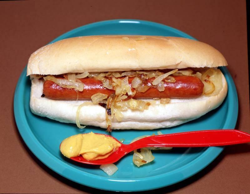 הגאנק הפתייני hot dog