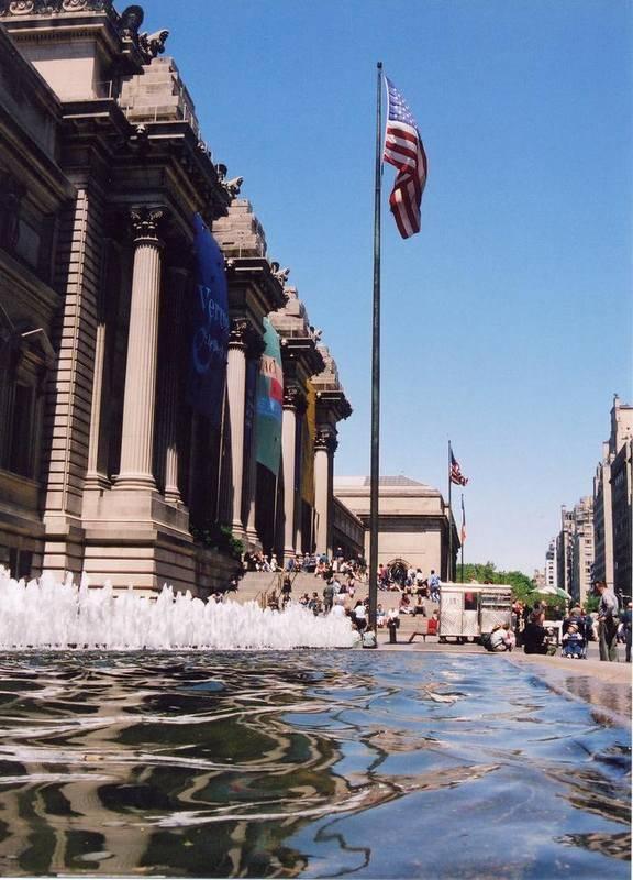מוזיאון המטרופולין, ניו יורק (צילום: דניאלה גל)