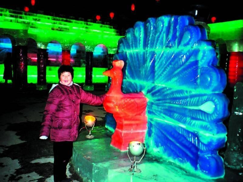 פסטיבל הקרח. צילום: אלמה נאמן