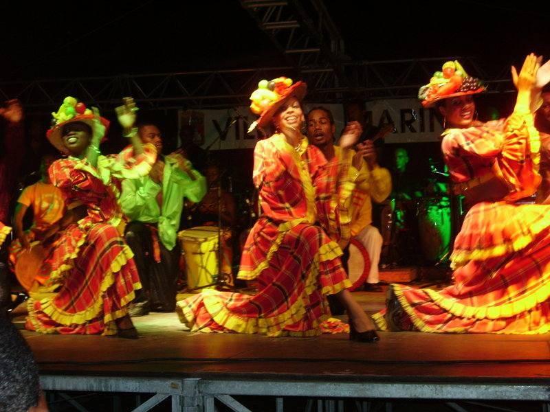 אירועים ופסטיבלים במרטיניק
