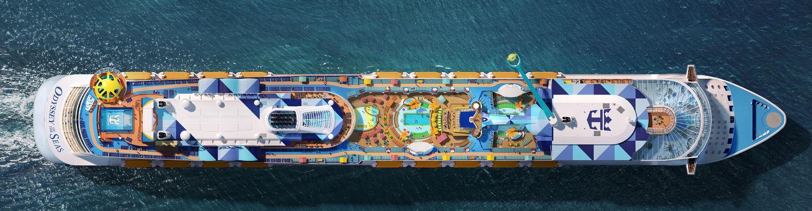 חבילות שייט היוצא מחיפה באניית פאר | Odyssey of the Seas