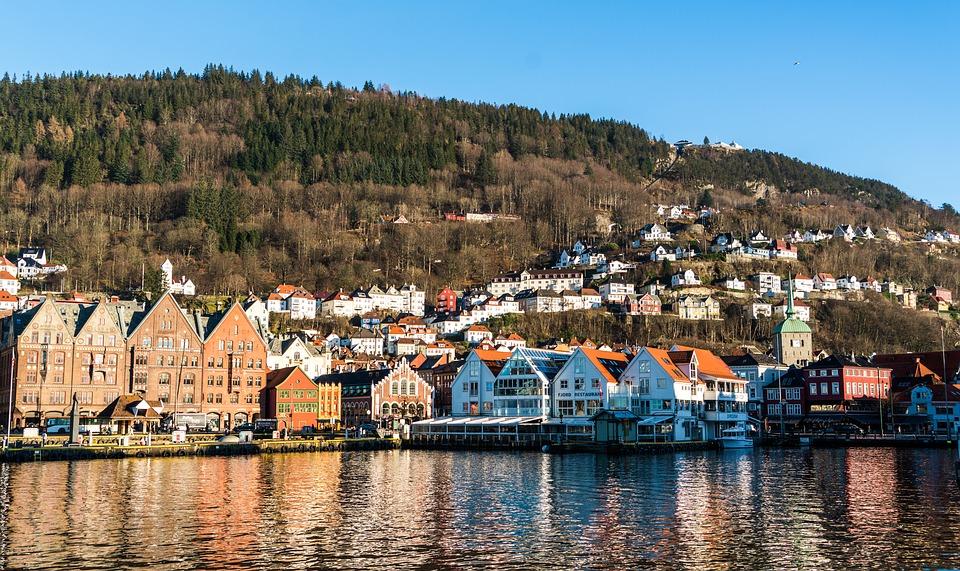 טיול מאורגן לנורבגיה |  8 ימים  - ברגן, ארץ הפיורדים, לילאמר ואוסלו.