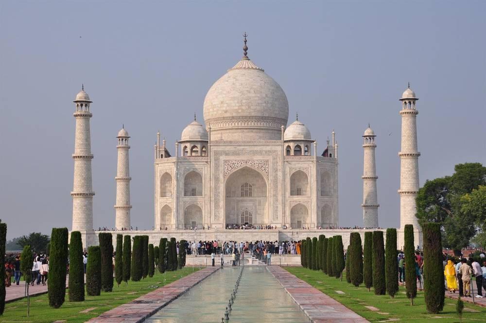 טיול נשים להודו, 17 יום