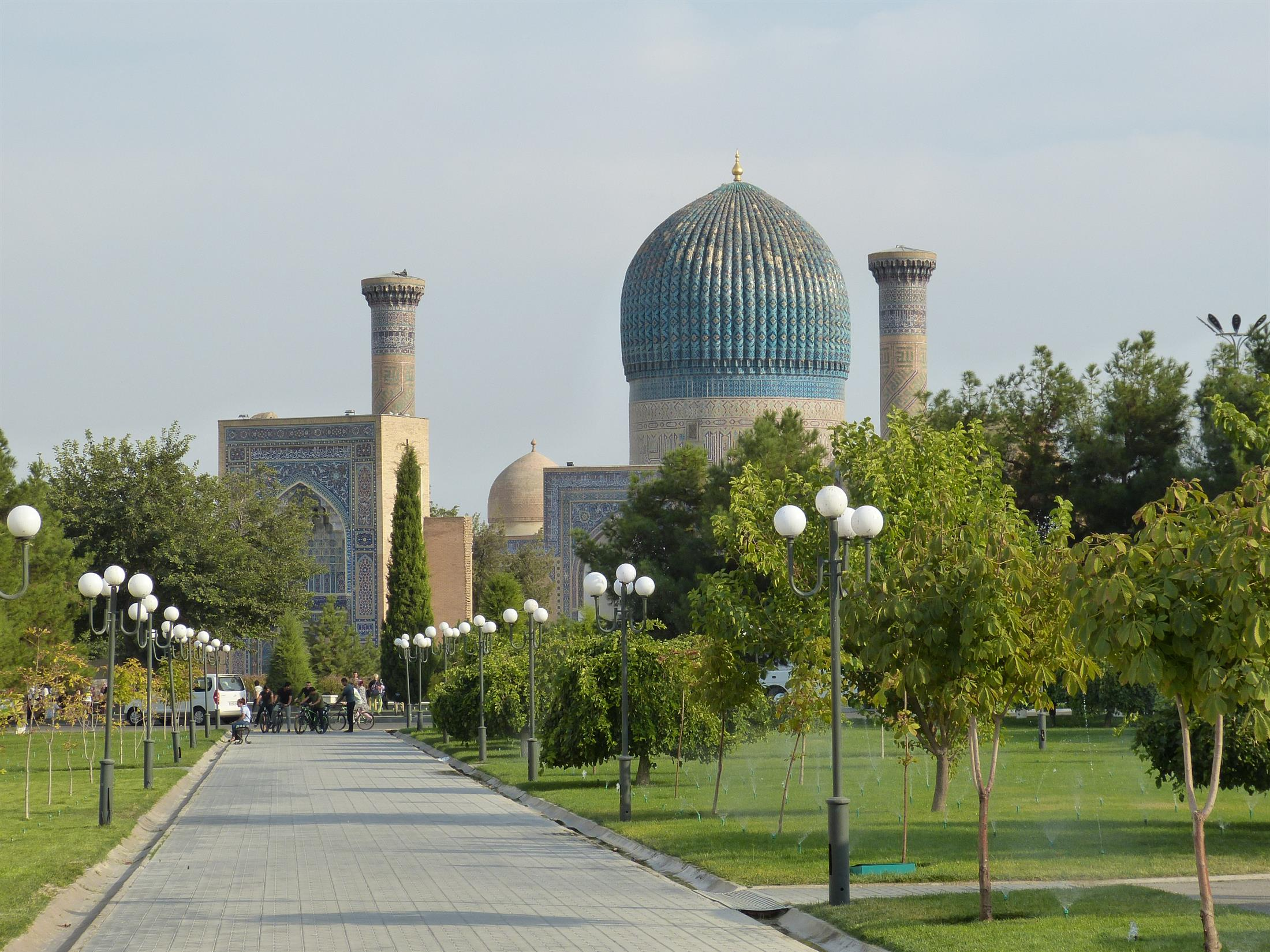טיול מאורגן לאוזבקיסטן | 15.5.20 | 8 ימים, 7 לילות