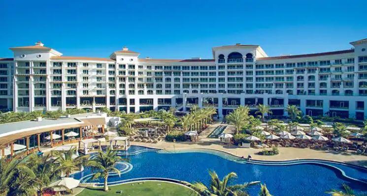 נופש חלומי בדובאי 5* | 4 לילות 5 ימים  Waldorf Astoria Dubai Palm Jumeirah על בסיס לינה וארוחת בוקר וכניסה לפארק המים Aquaventure