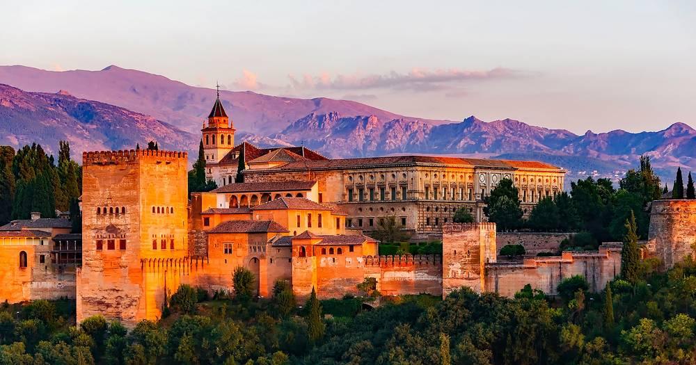 טיול מאורגן לדרום ספרד אנדלוסיה, 7 ימים, 5 לילות 2.10