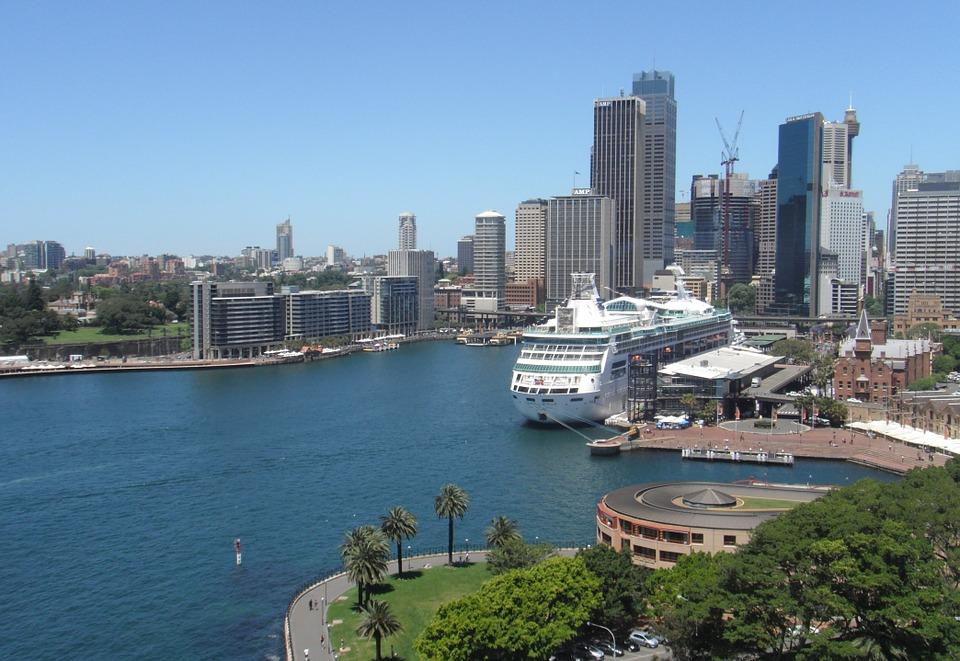 קרוז לאוסטרליה וניו זילנד על סיפון Norwegian Jewel | 7.12 |  (כולל שהייה וטיול בהונג קונג ומקאו, אוקלנד וסידני )