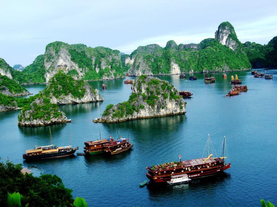 טיול מאורגן לוייטנאם וקמבודיה | 13.1 | 18 ימים