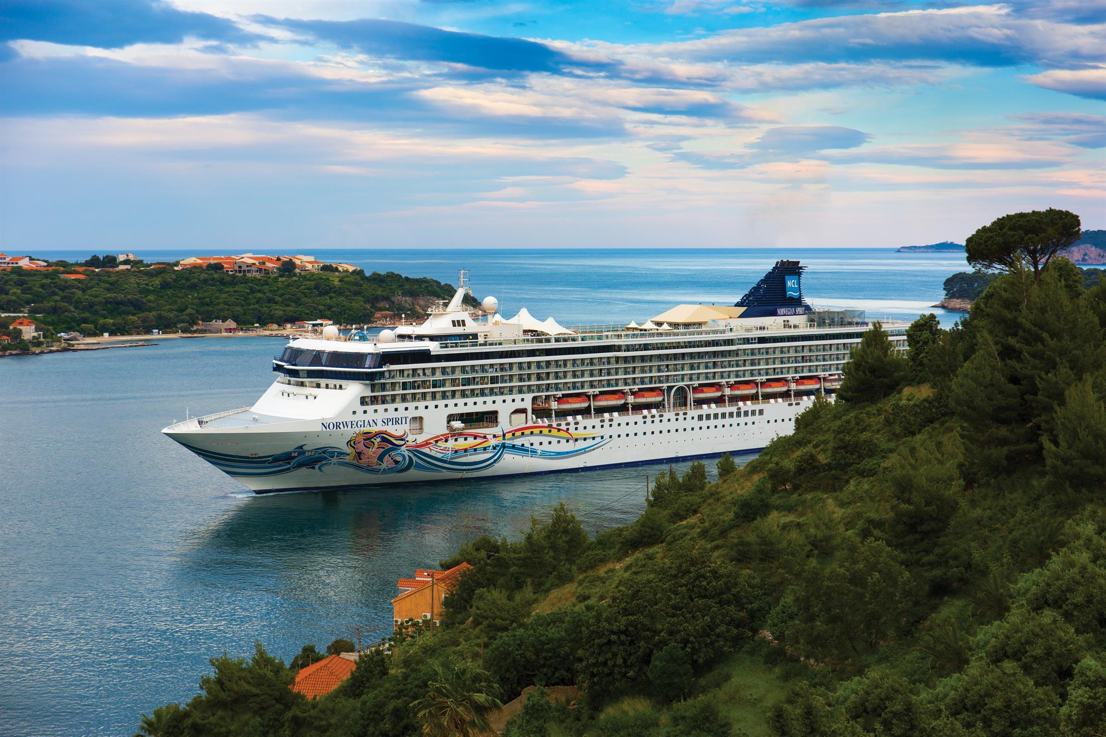 חבילת שייט לים התיכון מאתונה | אפריל - אוקטובר | החל מ- 950 דולר | 8 ימים | NORWEGIAN SPIRIT
