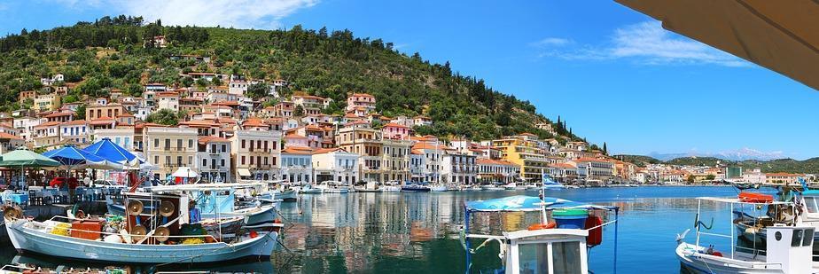טיול מאורגן ליוון: פלופונס, זקינטוס וחבל מקדוניה | 8 ימים