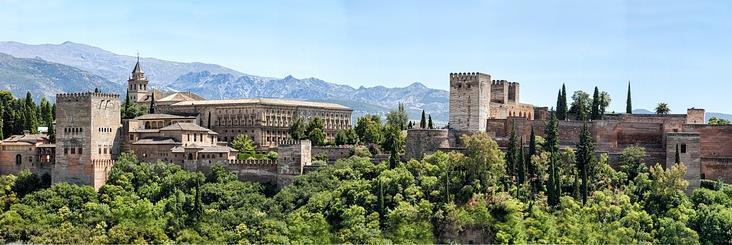 טיול מאורגן לדרום ספרד ומשחק כדורגל במדריד |  20.4 (פסח), 27.4 | 8 ימים