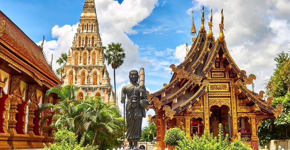 טיול מאורגן לתאילנד | 10.10 |  12 ימים, 10 לילות