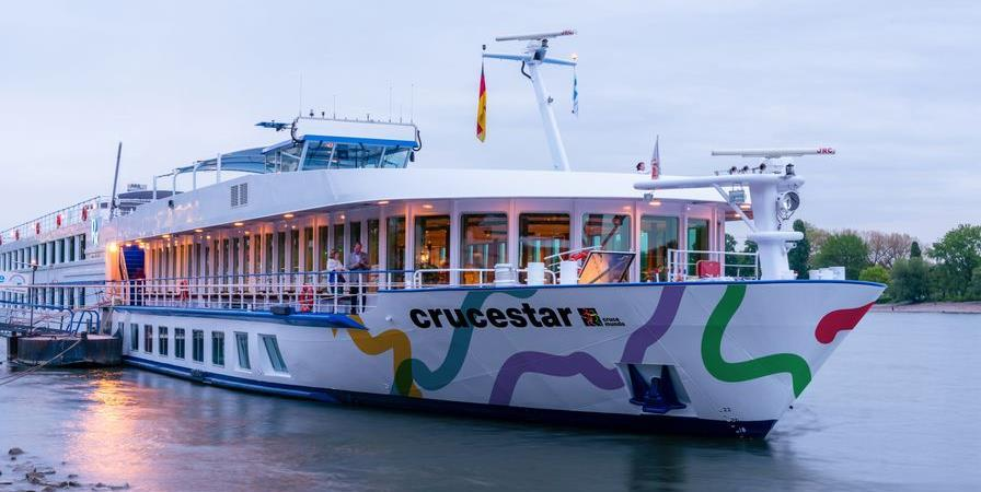 שייט על נהר הדנובה | 8 ימים | MS CRUCESTAR | 18-25.6.2020 | 3-10.9.2020