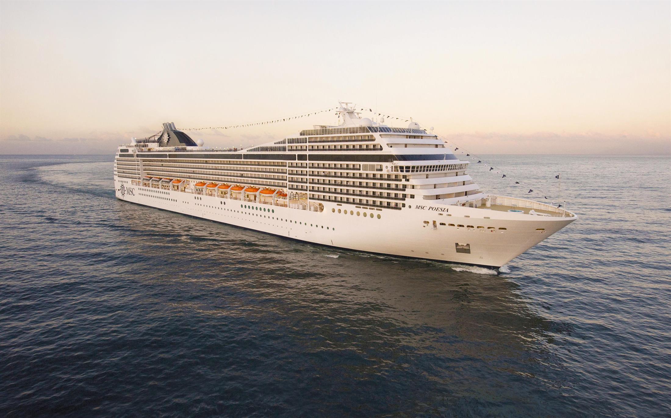 טיול מאורגן כולל שייט באיים הקנריים, פורטוגל ומרוקו | 1.11 | 14 ימים, 13 לילות | MSC POESIA
