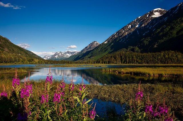 טיול מאורגן לאלסקה והרי הרוקי הקנדיים | 9.8 | 18 ימים, 16 לילות | כולל ביקור בשמורות הטבע באלסקה ושייט באניית פאר