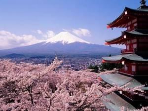 תוצאת תמונה עבור נוף  יפן