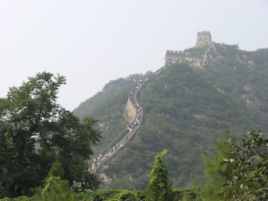   חומה הסינית