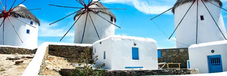 מיקונוס, יוון
