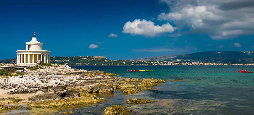 ארגוסטלי, יוון