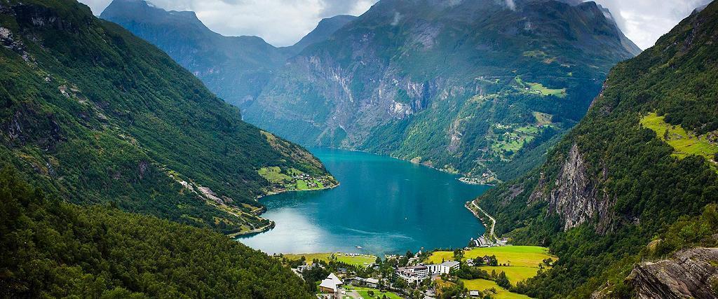 גיירנגר, נורווגיה