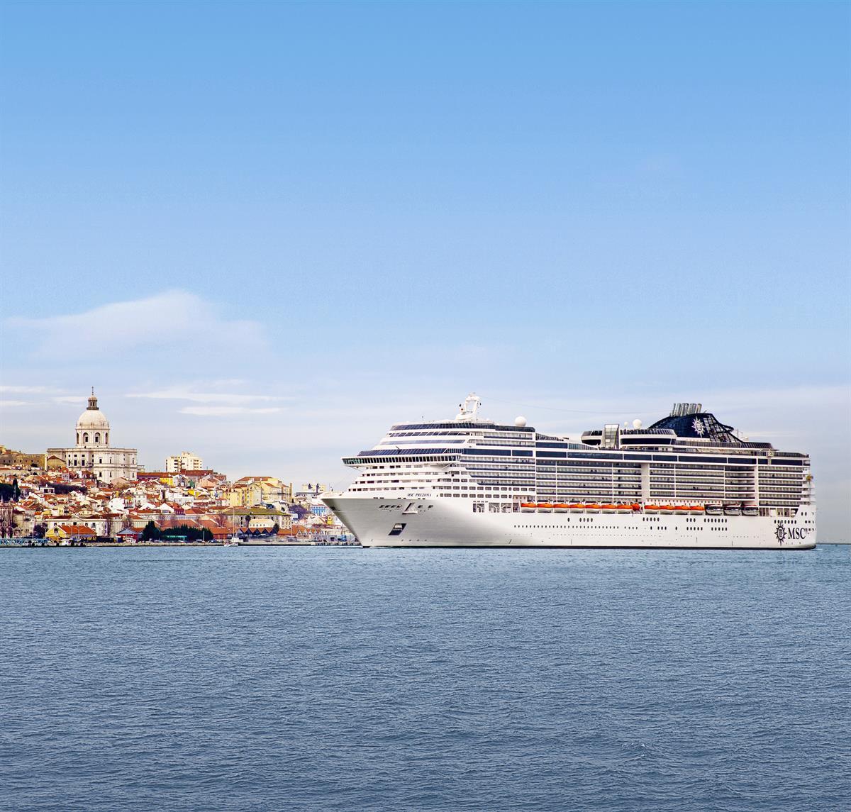 MSC PREZIOSA SHIP 2