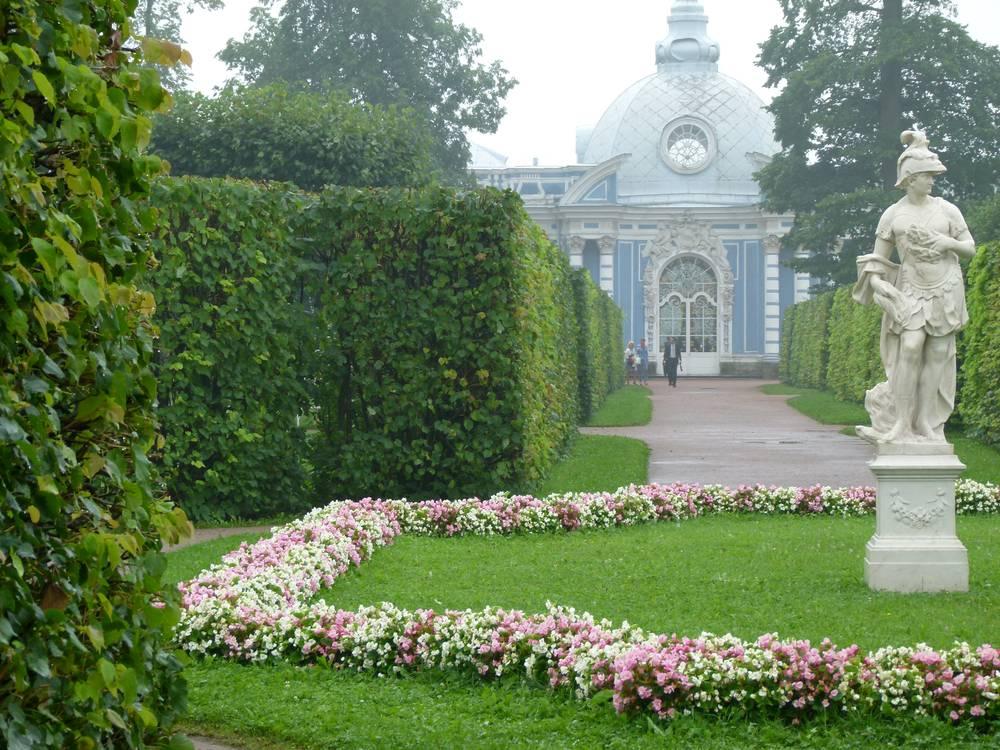 גני ארמון הקיץ של פטר הגדול בסנט פטרסבורג, צילום: הרצל אברהם