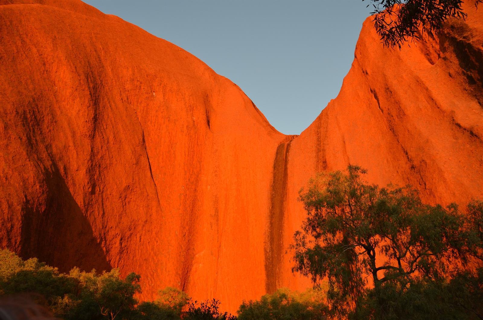 אתר הסלע האדום