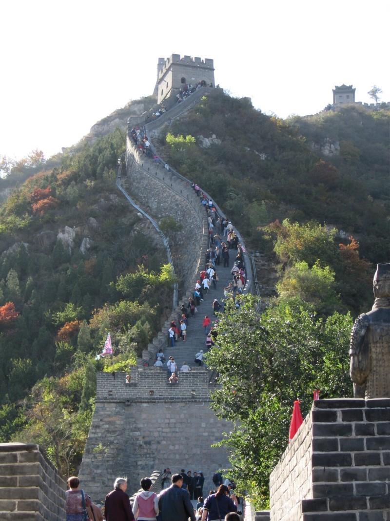 החומה הגדולה, בייג'ין
