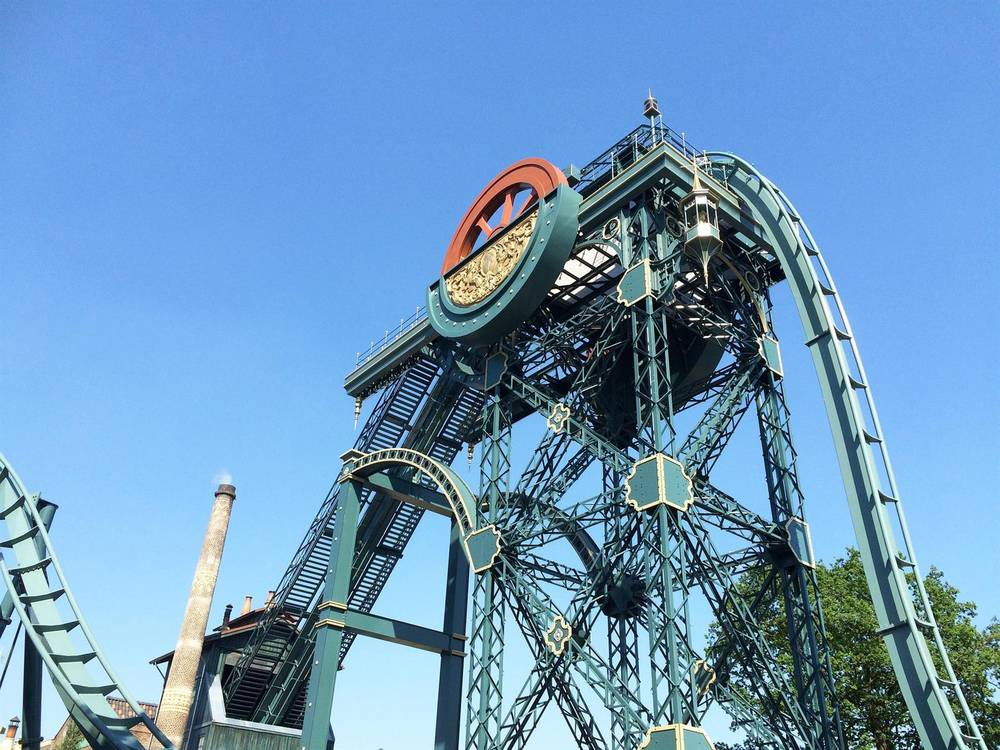 פארק ההרפתקאות אפטלינג, הולנד