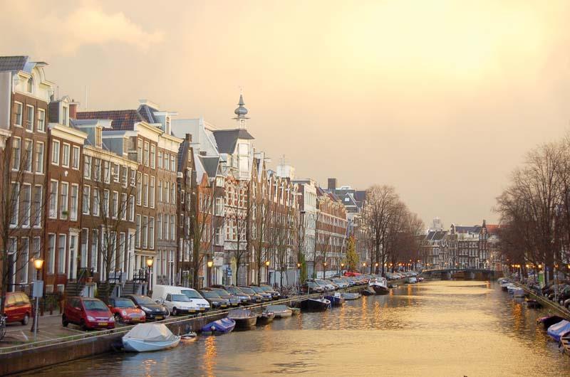 הולנד, אמסטרדם