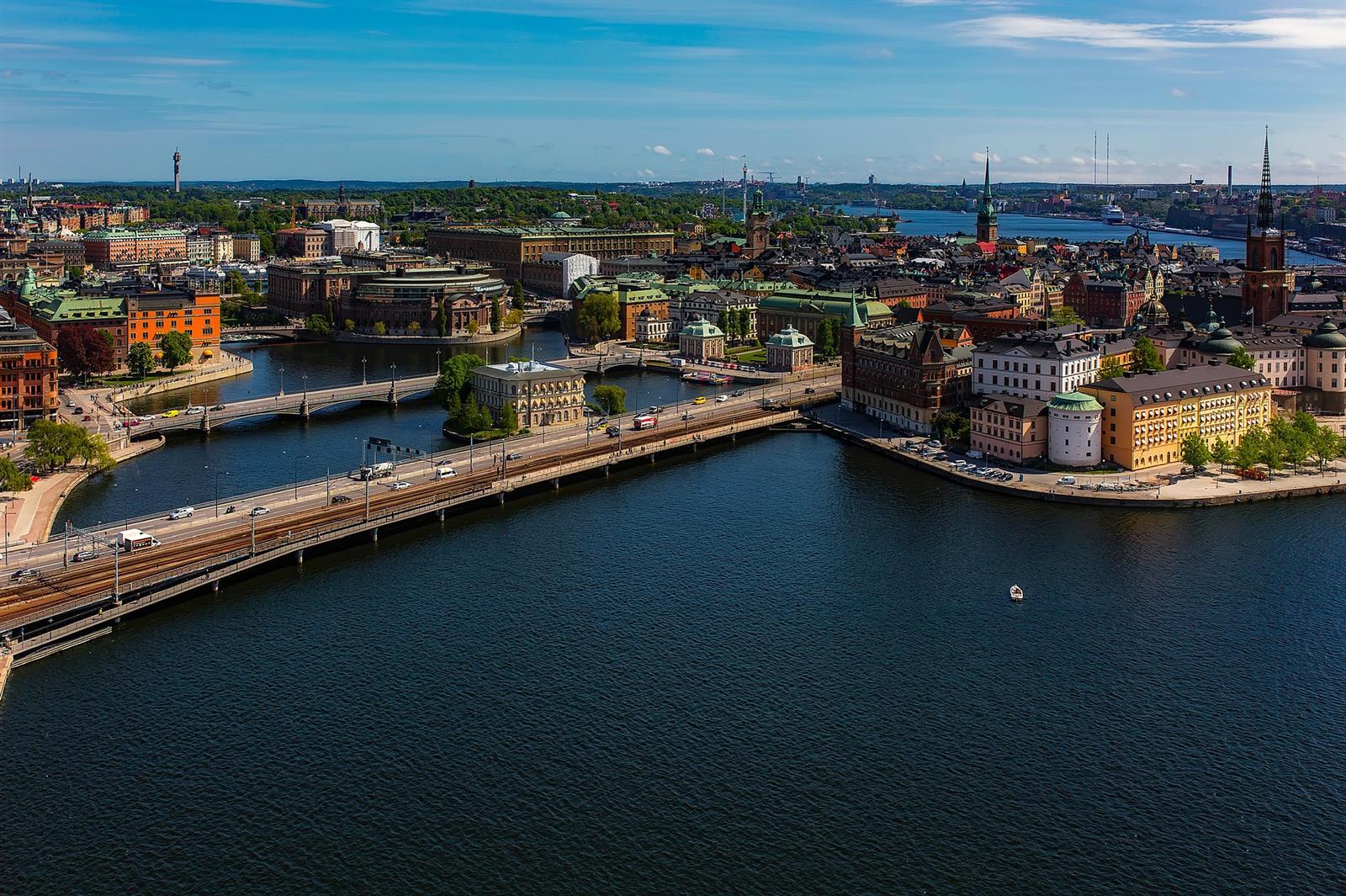 שטוקהולם (Pixabay)