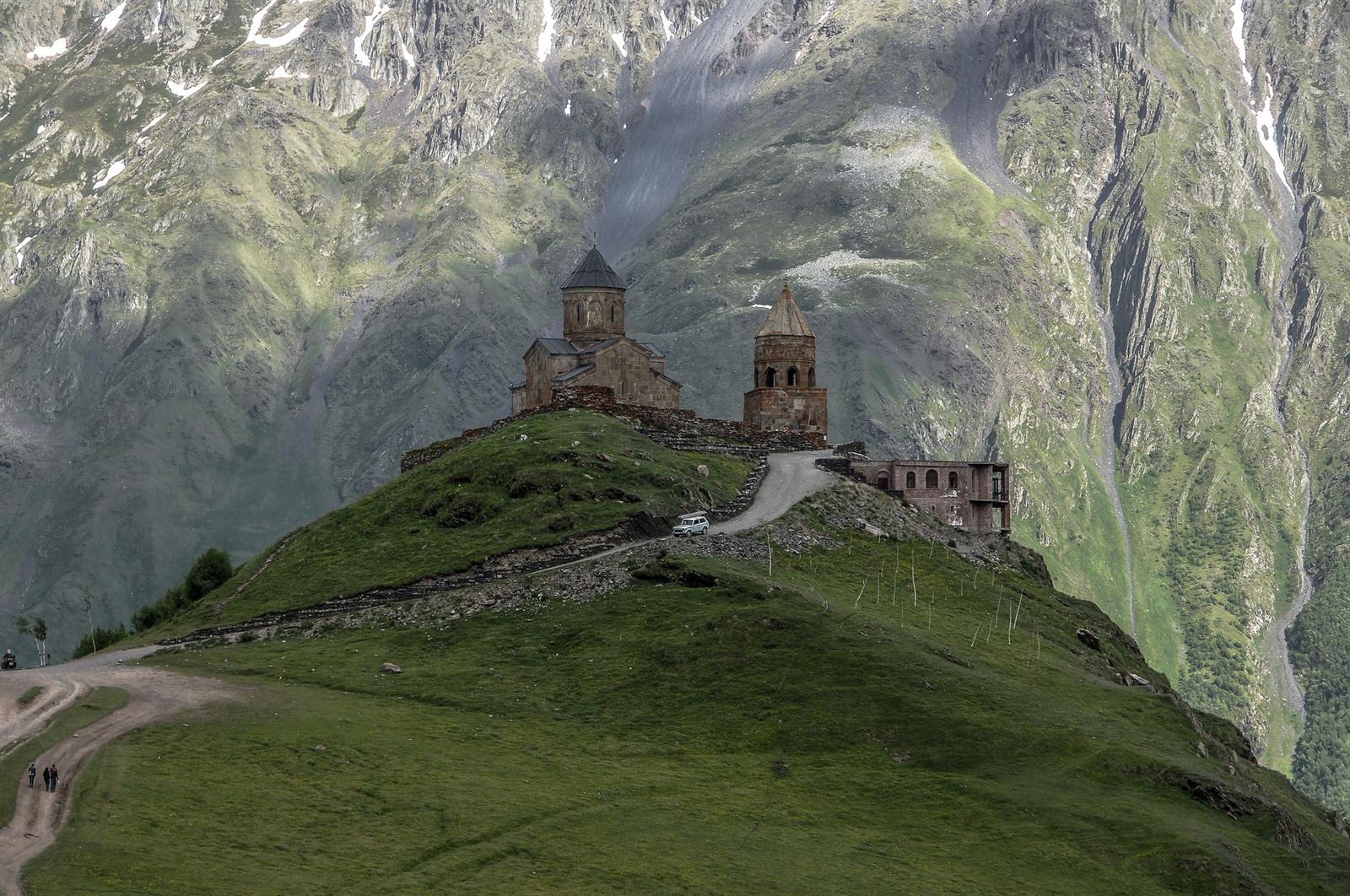 בהרי הקווקז