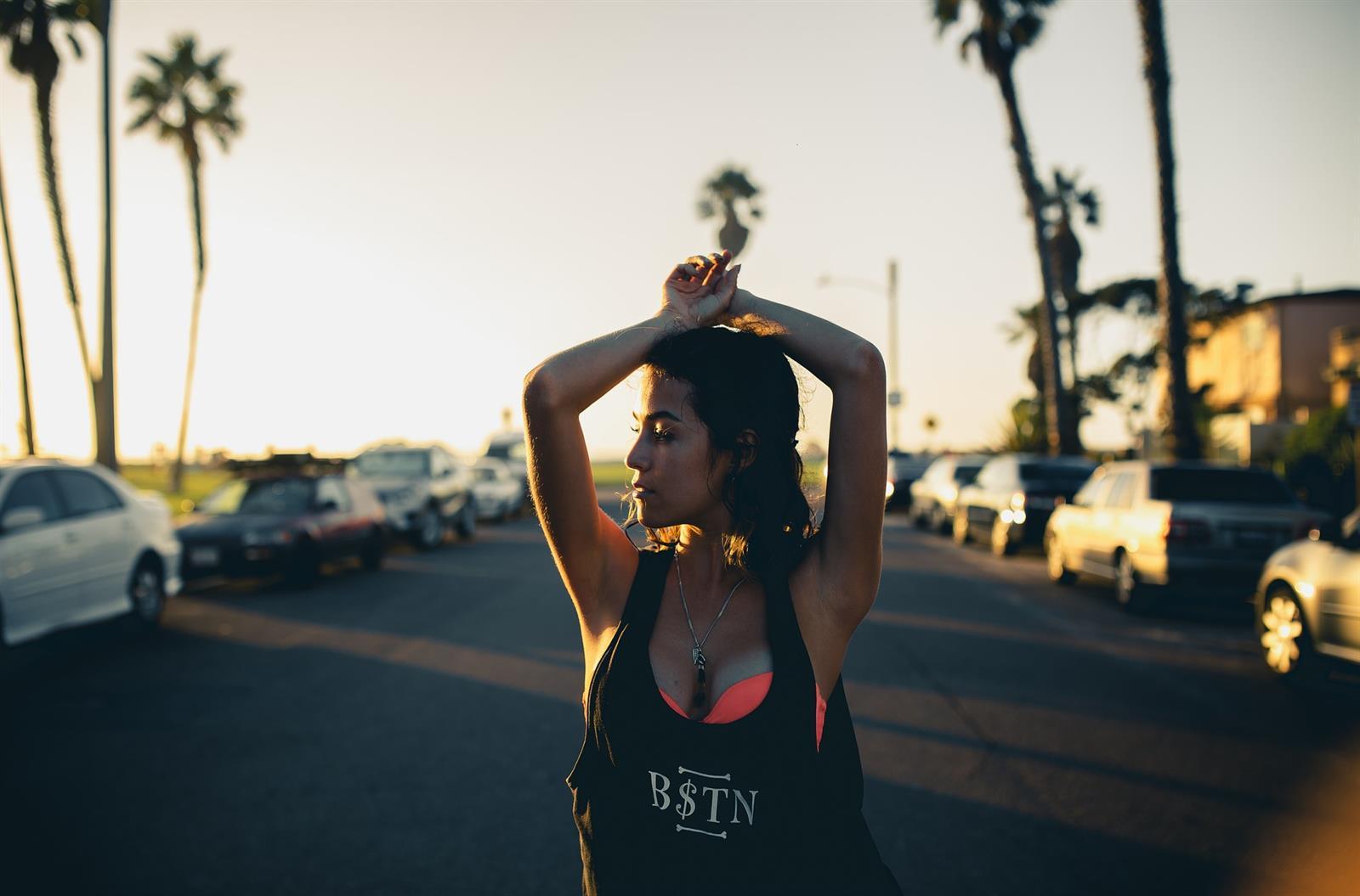 להרגיש את הגלאם בלוס אנג'לס