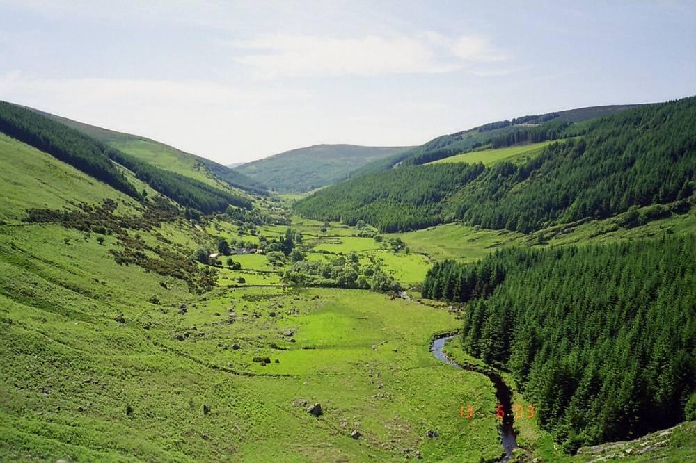דבלין, בירת אירלנד צילם: גיא נוימן