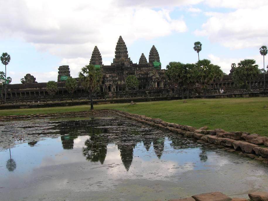 מקדשי אנגקור, קמבודחה