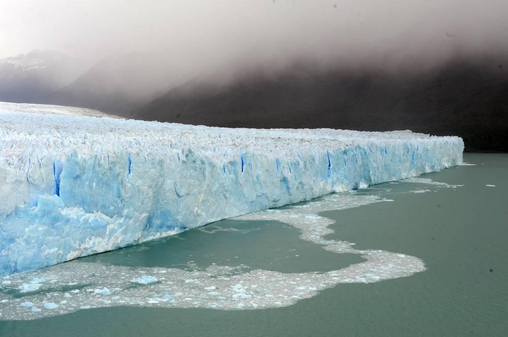 קרחון פריטו מורנו, צילום: עוזי משלי
