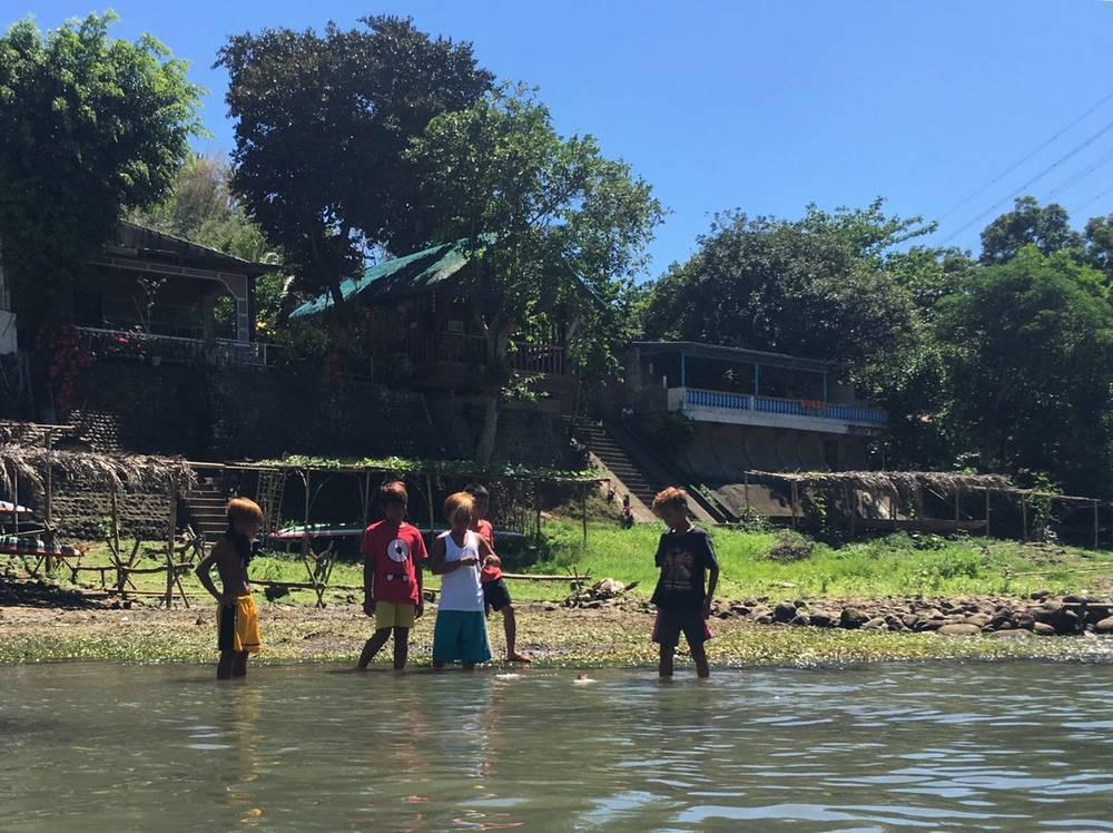 כפר דייגים בפיליפינים, קרדיט תמונה: יעל שרייבר