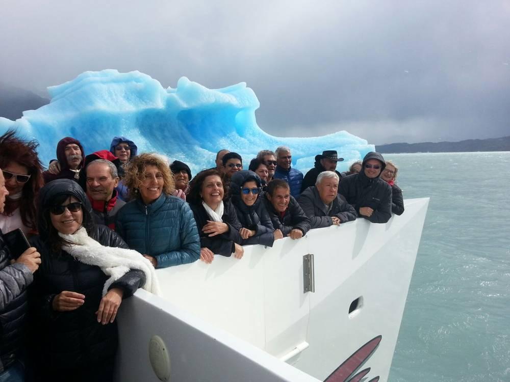 קרחון פריטו מורנו, צילום: אריה גלעד