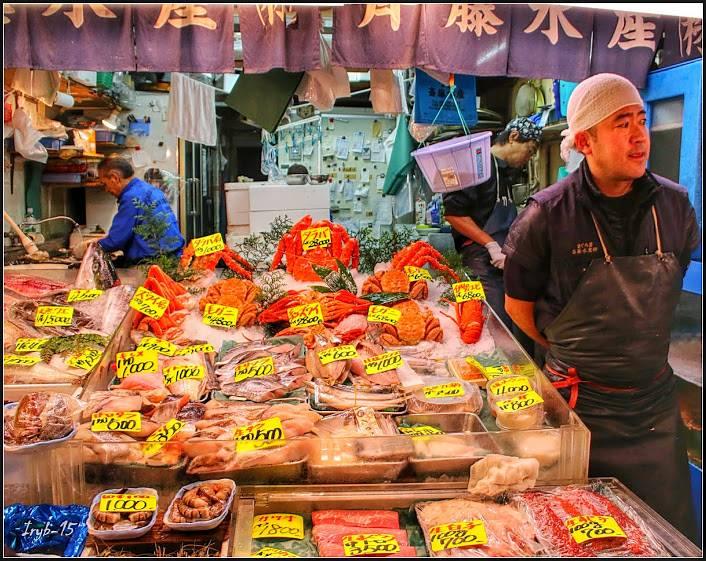 שוק הדגים, צילום: איגור ריבניקוב