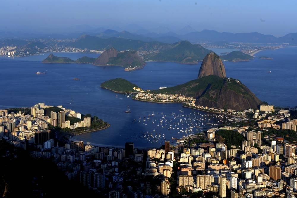 ריו דה ז'נרו, הר הסוכר צילום: עוזי משלי