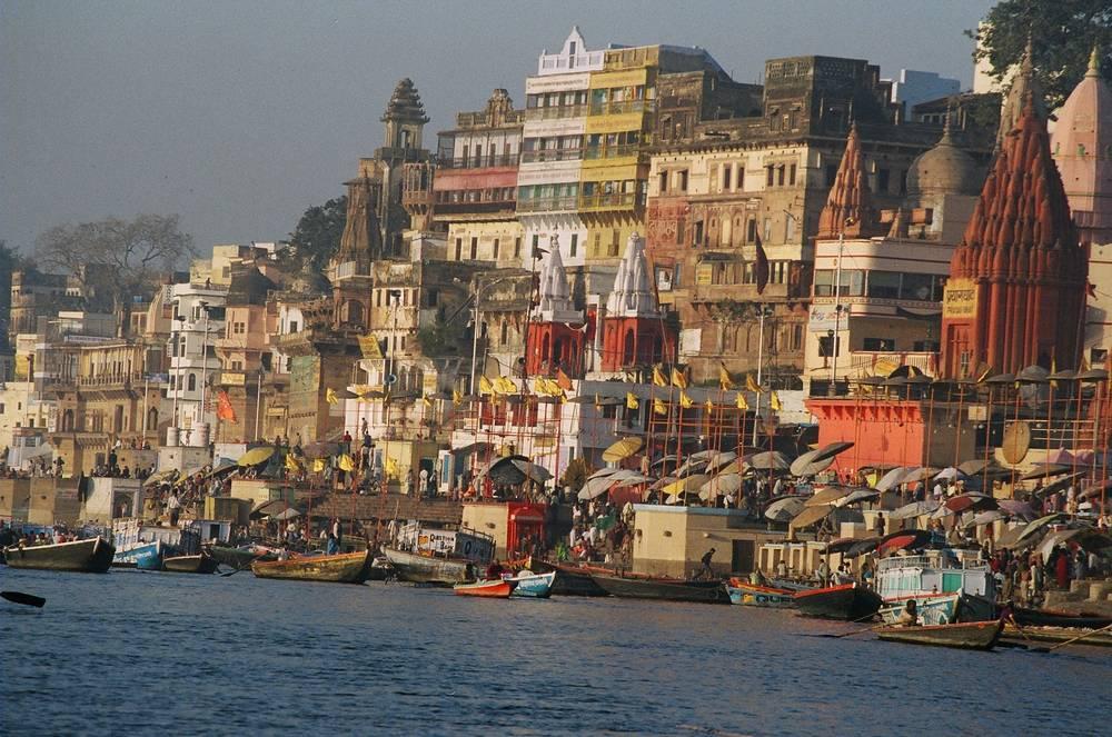 ווראנסה הודו, קרדיט תמונה: צחי פלג