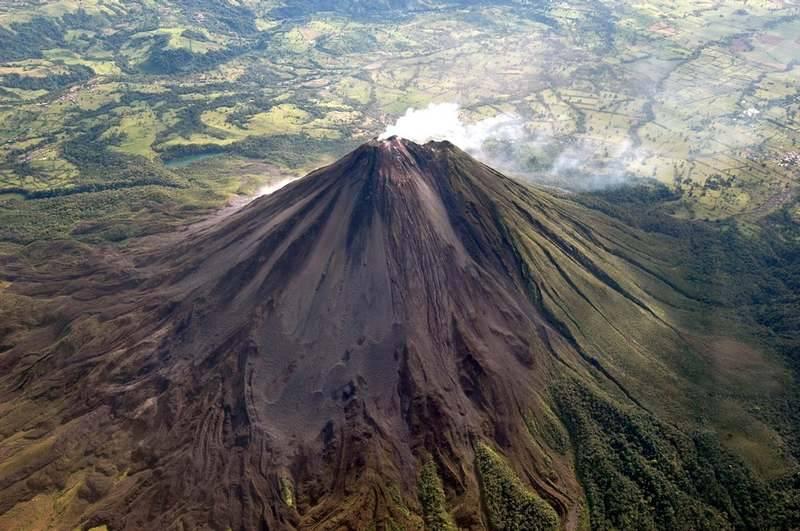 הר הגעש ארנל, קוסטה ריקה
