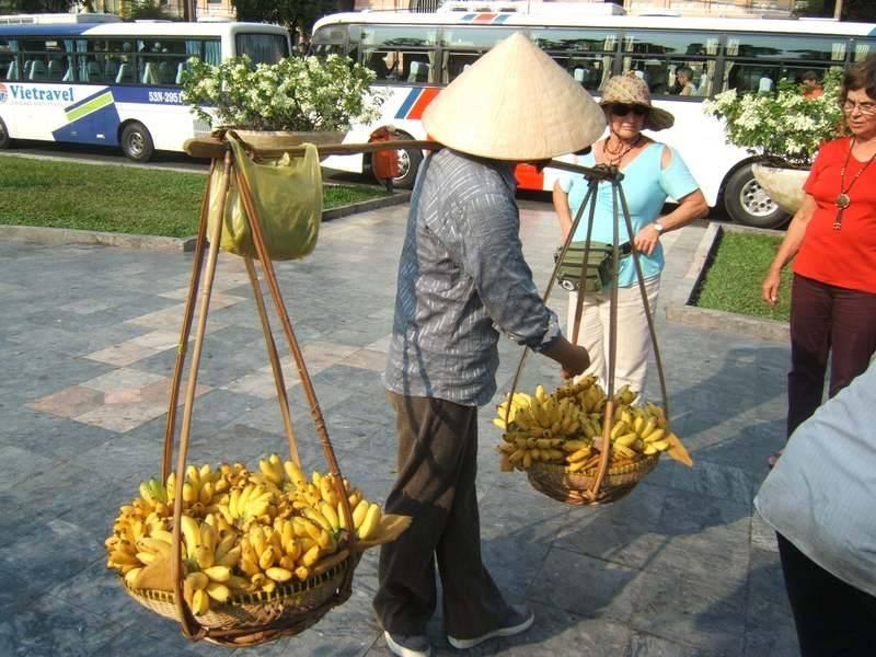רוכלים בוייטנאם
