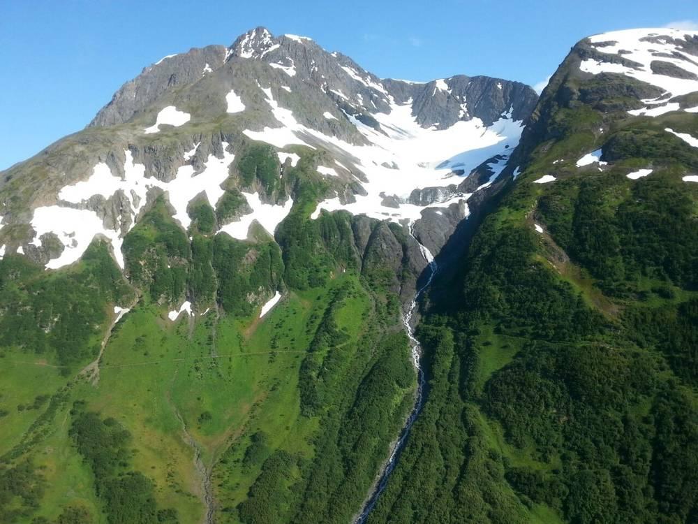 שלג עד על הרי הרוקיז, צילום: שושני גדעון
