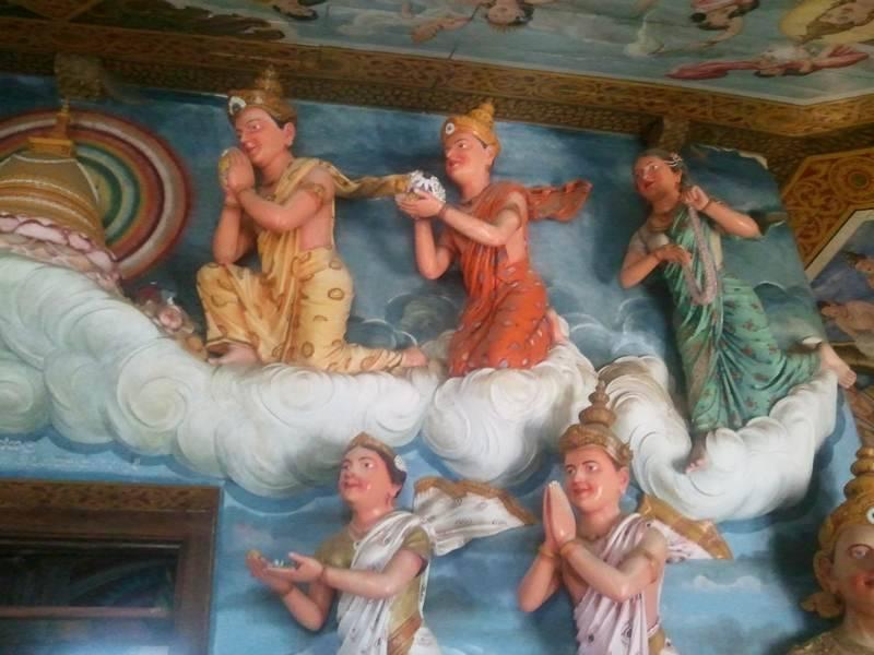 מקדש בודהיסטי צילם: אילן זיו