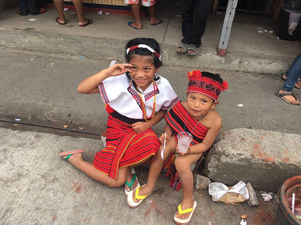 ילדים מקומיים - פיליפינים, קרדיט תמונה: יעל שרייבר